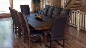 Rustic Dining Room Tables For Sale Dining Room Rustic Furniture 16 Brilliant Sets For Sale Regarding
