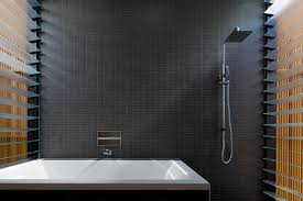 Bathroom In Black How To Master The Black Bathroom Trend Pivotech