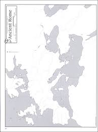 blank map of ancient greece joshs outline map book 003136 details rainbow resource