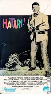elsa martinelli hatari hatari vhscollector com your analog videotape archive