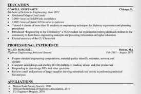 Entry Level Mechanical Engineering Resume Sample by Civil Engineer Resume Entry Reentrycorps
