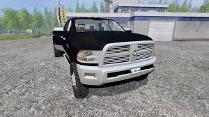 Dodge Truck Ram 3500 - dodge ram 3500 v1 0 for farming simulator 2015