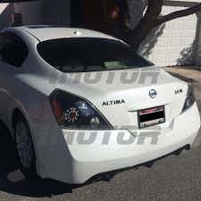 nissan altima coupe service engine soon for 2008 2013 nissan altima 2dr coupe black led rear brake tail