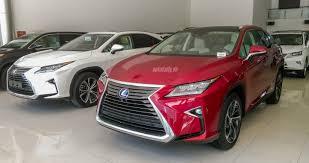 xe sang lexus lx570 lexus lx570 chính hãng tăng giá hơn 2 tỷ đồng sau ngày 1 7 2016