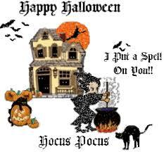 funny happy halloween gif