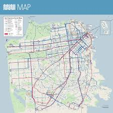 map picture muni system map sfmta