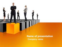 leadership training progress powerpoint template backgrounds