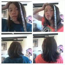 1 inch of hair how to grow your hair 1 inch or more in a week with the inversion