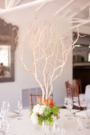 manzanita branches centerpieces manzanita branch centerpiece elizabeth designs the wedding
