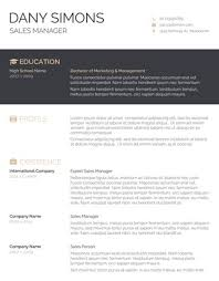 Resume Applicant 55 Free Resume Templates For Ms Word Freesumes Com