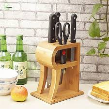 online get cheap wooden knife stand aliexpress com alibaba group