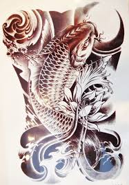 koi fish tattoo design tattoos for men