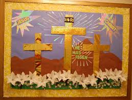 Pinterest Religious Easter Decorations by Making Your Bulletin Board Ideas Nobu Magazine Nobu Magazine