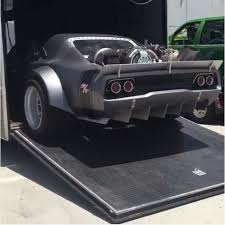 fast and furious 8 cars is that a jet powered charger on set of u0027fast 8 u0027 movie