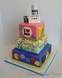 90s Theme Party Decorations 80s Birthday Party Ideas 80 S Birthdays And Cake