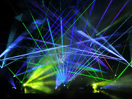 pink floyd set to laser lights show april 28