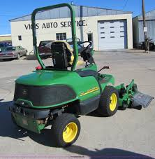 john deere 1445 lawn mower item b9072 sold february 22