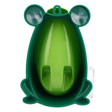 frog boy kids baby toilet training children potty urine home