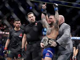 breaking cody garbrandt becomes ufc bantamweight champion