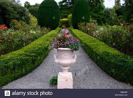 formal flower garden gardens urn ornamental planter altamont