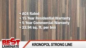 Laminate Flooring Commercial Kronopol Strong Commercial Laminate Flooring Reviews Youtube