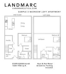 floor plans u2013 landmarc