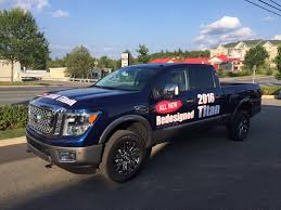 cummins nissan lifted fourtitude com 2016 nissan titan xd 5 0l v8 cummins revealed