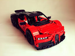 lego bugatti veyron super sport the world u0027s newest photos of chiron and lego flickr hive mind