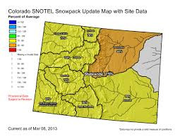 Co Surface Management Status Canon City Map Bureau Of Land by Snowpack News Gunnison Basin 73 Of Normal Taylor Park Reservoir
