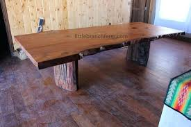 Rustic Oak Bench Dining Table Rustic Oak Dining Tables And Chairs Wooden Table