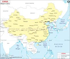 map of china and cities cities in china map major cities in china