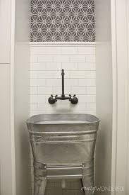 Laundry Room Sink by Galvanized Wash Tub Sink With Stand Best Sink Decoration