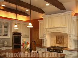 kitchen ceilings ideas kitchen design ideas sprucing up ceilings with beams