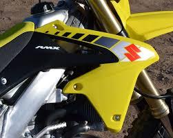 making a motocross bike road legal 2017 suzuki rmx450z dirt bike test