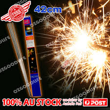 Sparklers 42cm Large Sparklers Party Sparkler For Birthdays Party Parties
