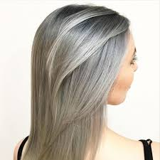 silver hair the best hair salons in london to dye your hair silver cowell