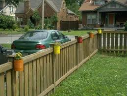 Front Garden Fence Ideas Front Garden Fencing Ideas Swebdesign