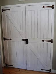 Closet Doors Barn Style Barn Door Decorating Ideas Barn Style Closet Door Ideas Barn