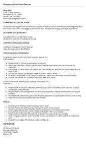 exle nursing resume er resume 7 nardellidesign