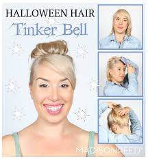tinkerbell hairstyle tinker bell hair do instructions