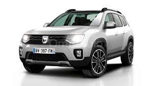 renault jeep 2017 2017 renault duster rendering