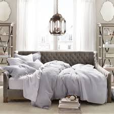 pretty upholstered daybed image ideas for bedroom transitional