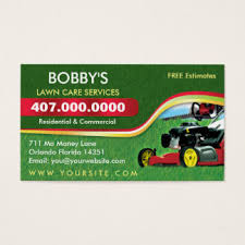 bus card template lawn care business cards 600 lawn care business card templates