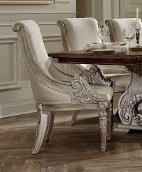 ii white wash extendable trestle dining room set
