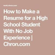 Resume For Teenager With No Job Experience by What English Courses Do You Take In High Should You Choose