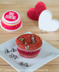 red velvet muffins dinners dishes and desserts