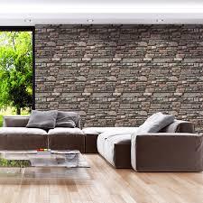 china good sale brick effect design wallpaper 3d