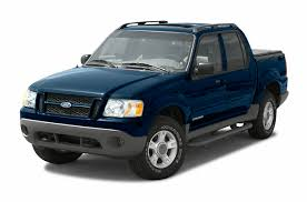 2004 ford explorer sport trac new car test drive