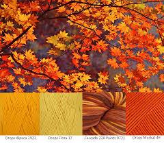 fall color palette inspiration nordic mart