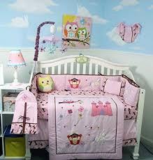 pink crib bedding set my little princess infant baby nursery